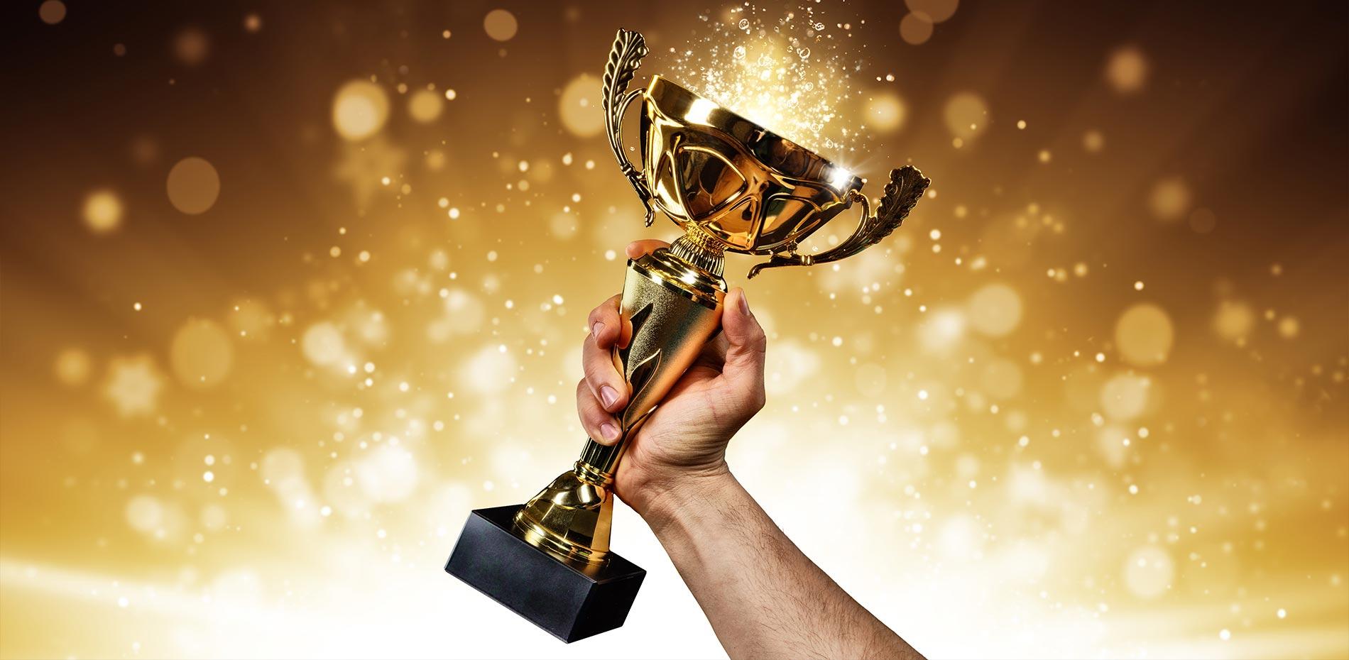 Prokart 2020 trophy
